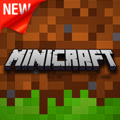New Mini Craft Block Craft 3D Building Game icon