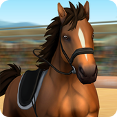Horse World – Show Jumping - For all horse fans! icon
