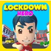 Lockdown Hero - Open world adventure icon