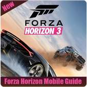 Walkthrough for Forza Horizon mobile Guide icon
