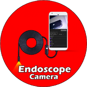 Endoscope Camera View icon