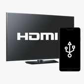 HDMI Connector Phone To TV icon