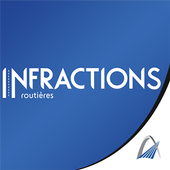 Infractions routières icon