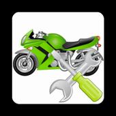 Motorcycle Repair icon