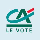 Crédit Agricole – Le Vote by CACP icon