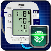 Blood Pressure Diary : BP Tracker Checker Analyze icon
