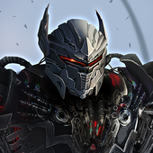 Сlicker idle offline games: Evolution Heroes icon