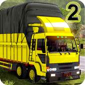 Euro Truck Transport Simulator 2: Cargo Truck Game icon