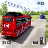 City Coach Bus Driving Simulator: Driving Games 3D icon