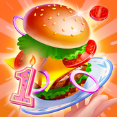 Cooking Frenzy™: A Crazy Chef in Cooking Games icon