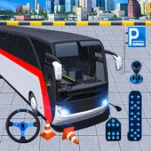Modern Bus Parking Adventure - Advance Bus Games icon