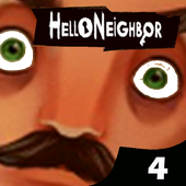 Secret Walkthrough for Hi Act Neighb0r 4 icon