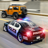 Grand Police Car Chase Crime Games- Mafia Chase icon