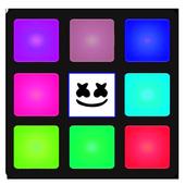 Marshmello DJ Mix Music - Launchpad icon