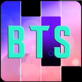 BTS Piano Tiles 🎹 Kpop icon