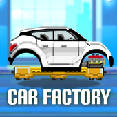 Motor World Car Factory icon