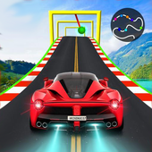 Ramp Car Stunts Free icon