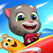 Talking Tom Sky Run icon