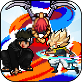 Saiyan VS Ninja Arena icon