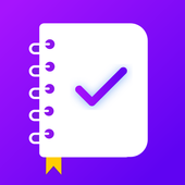 Good notes - handwriting notepad icon