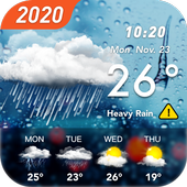 Accurate Weather: Weather Forecast & Weather Radar icon