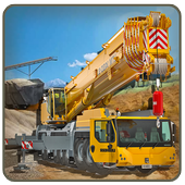 Heavy Crane Simulator icon