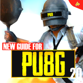 Tips for PU8G Mobile Battle Survival Royale Guide icon