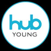 HUB Young icon