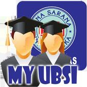 MyUBSI Student icon