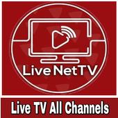 Live Net TV 2020 - Live TV Channel Free Live TV HD icon