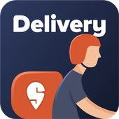 Swiggy Delivery icon