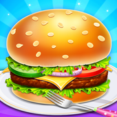 Burger  Cooking  Game:  Fast  Food  Maker icon