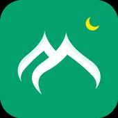 Muslim Prayer Times, Azan, Quran&Qibla By Al Hiwar icon