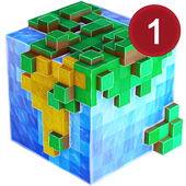 WorldCraft: 3D Build & Craft icon