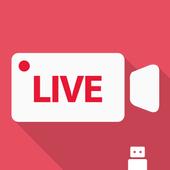 CameraFi Live icon