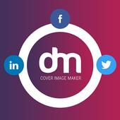 Social Media Cover Maker icon