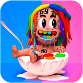 6ix9ine Game : Music Jump icon