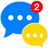 Messenger: All-in-One Messaging, Video Call, Chat icon