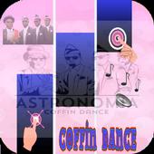 COFFIN DANCE PIANO TILES icon