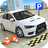 Car Parking 3D Play Free: Car Driving Video Games icon