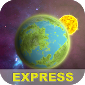 My Pocket Galaxy - 3D Gravity Sandbox Free icon