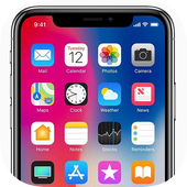 Phone 11 Launcher, OS 13 iLauncher, Control Center icon