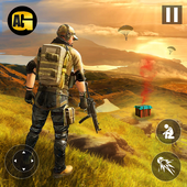 Free Survival Battleground  Fire : Battle Royale icon