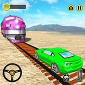Train Derby Demolition : Car Destruction Sim 2020 icon