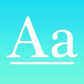 HiFont - Cool Fonts Text Free + Galaxy FlipFont icon