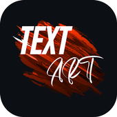 Text Art - Style Text Cool Font On Photo icon