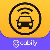 Easy Taxi, a Cabify app icon