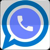 GB WA Blue Aero icon