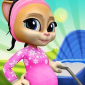 Pregnant Talking Cat Emma icon