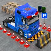Truck Parking: Real Semi Truck Parking Games icon